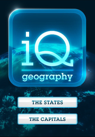 Screenshot iQ: Geography Trivia