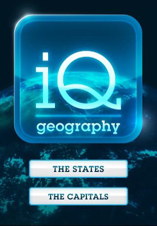 Screenshot iQ: Geography Trivia