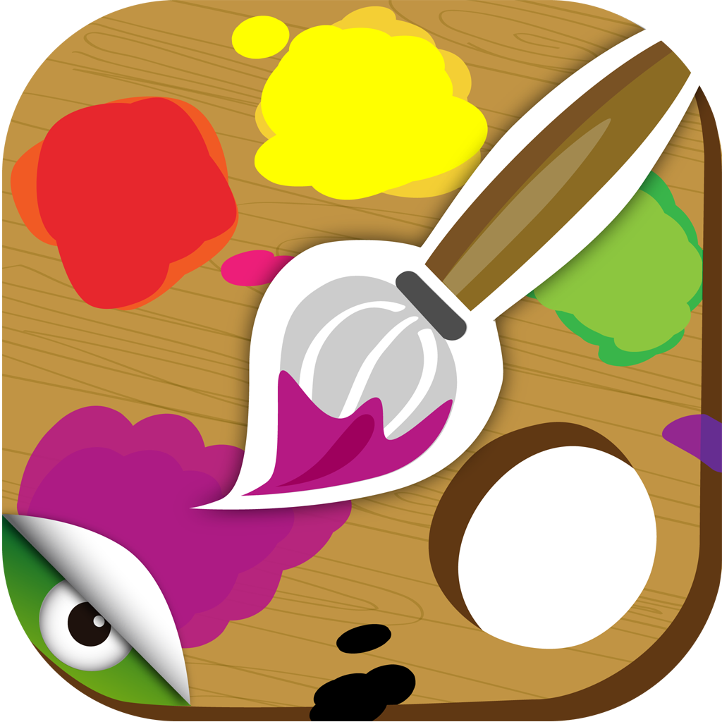 Planeta Pintura - juego de colorear y pintar animales, vehiculos ...