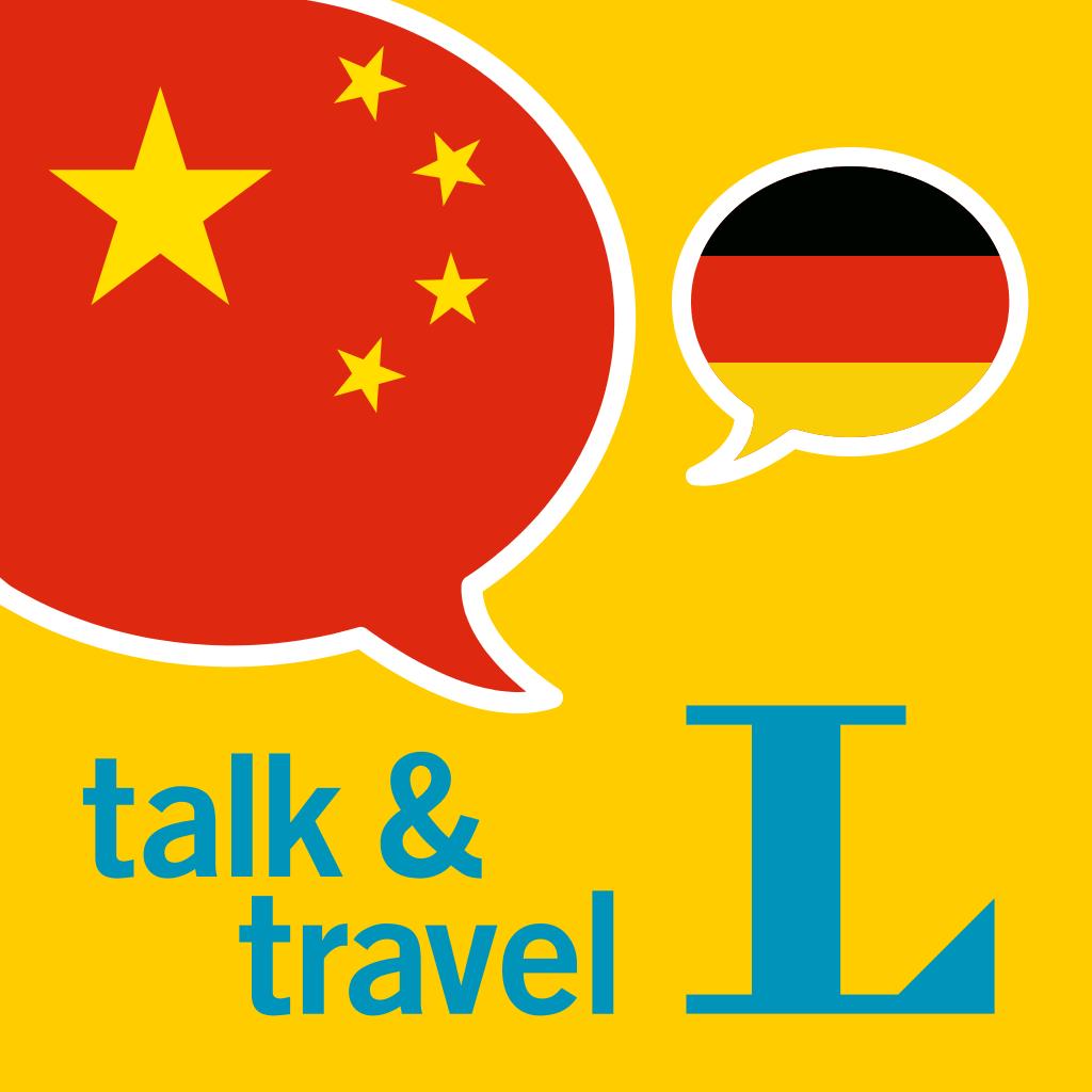 Chinesisch talk&travel – Langenscheidt Sprachfü...